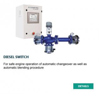 Diesel switch
